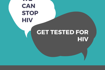 Get Tested for HIV