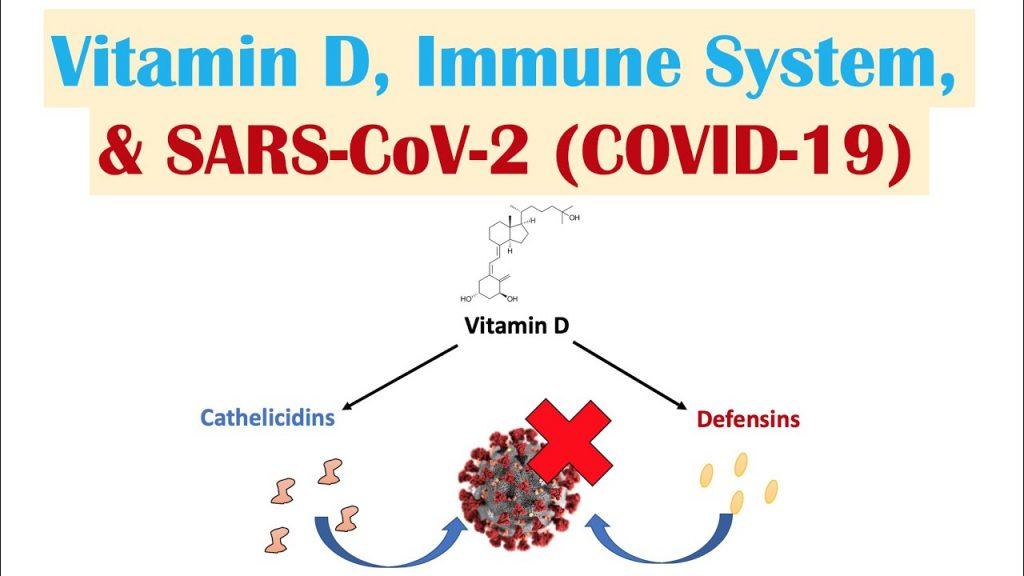 Importance of Vitamin-D in COVID times