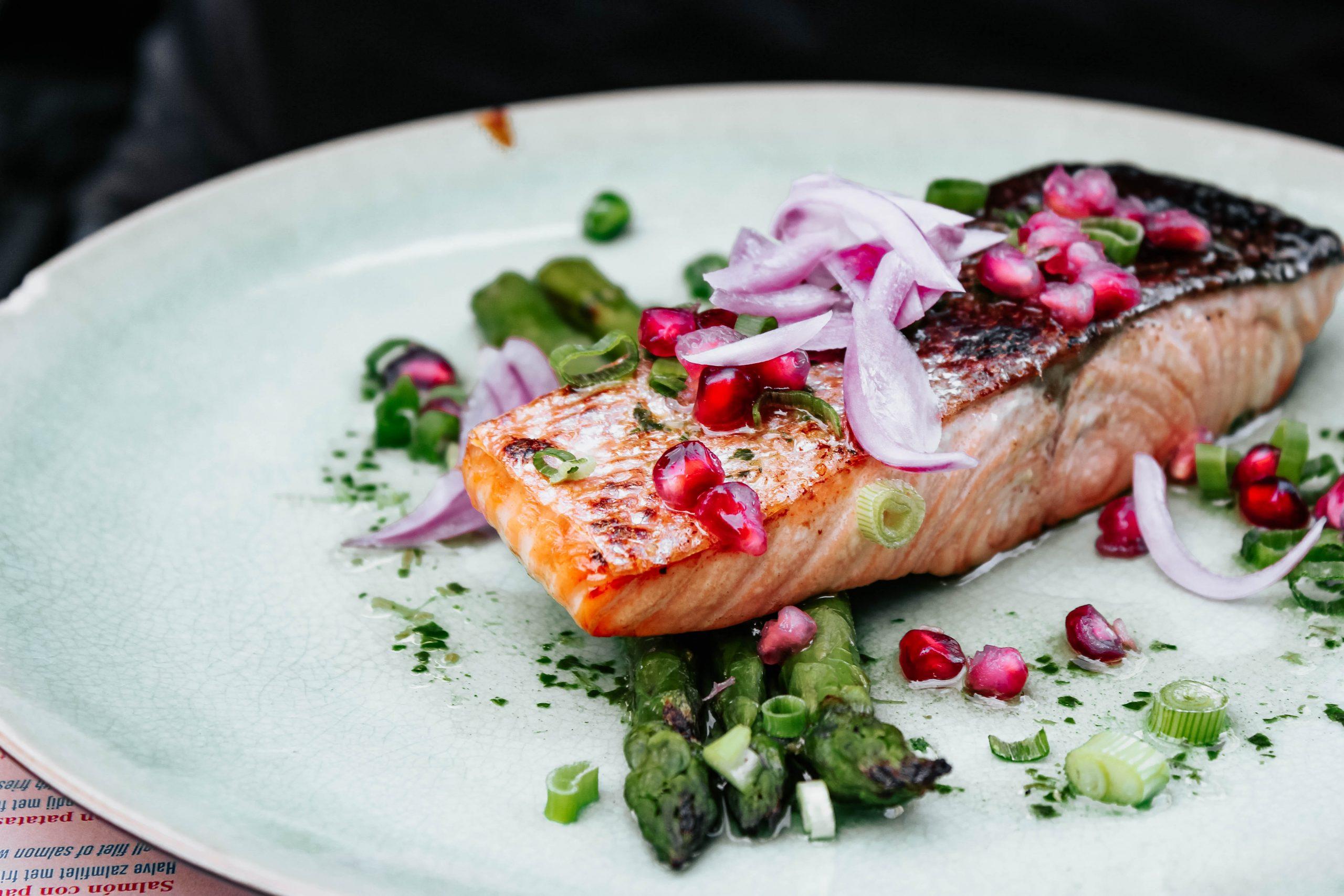 Have a protein rich diet