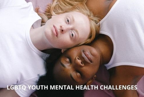 LGTBQ Youth Mental Health Challenges