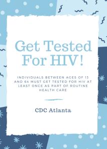 DrSafeHands | CDC Hiv Statement
