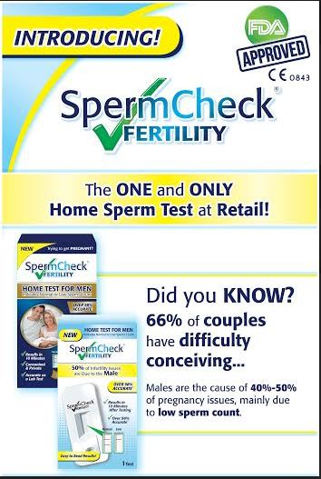 Home Sperm Test | Fertility Tests for Men | Sperm Test at Home